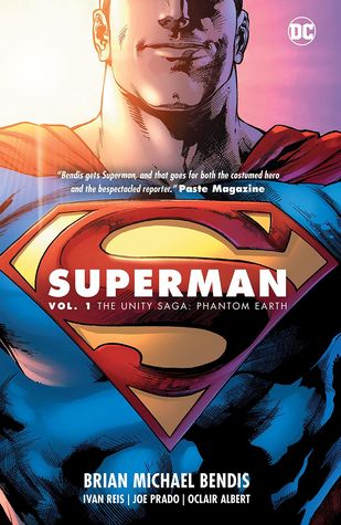 Superman, Vol. 1: The Unity Saga - Phantom Earth