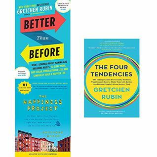 Gretchen Rubin Collection 3 Books Set