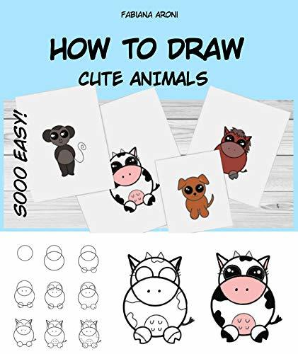 how to draw: cute animals