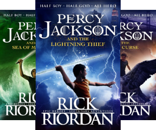 Percy Jackson And The Olympians (5 Book Series)