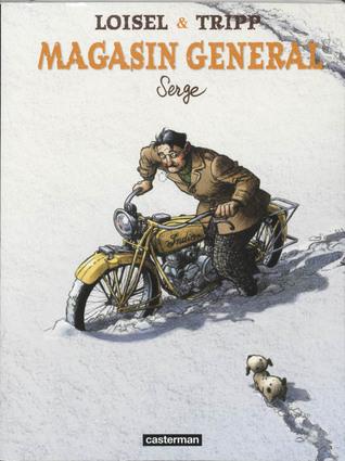 Serge (Magasin général, #2)
