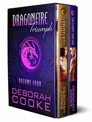 Dragonfire Triumph: A Dragonfire Novels Boxed Set (The Dragonfire Novels Complete Series Book 4)