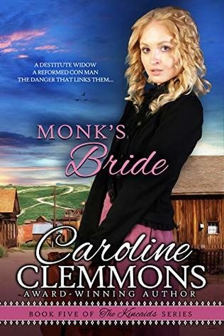 Monk's Bride (The Kincaids Book 5)