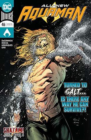 Aquaman (2016-) #46