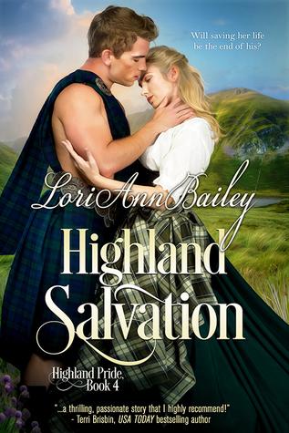 Highland Salvation (Highland Pride #4)