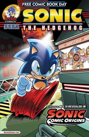 Sonic the Hedgehog/Mega Man X Free Comic Book Day 2014