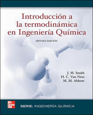 Introducción a la termodinámica en Ingeniería Química