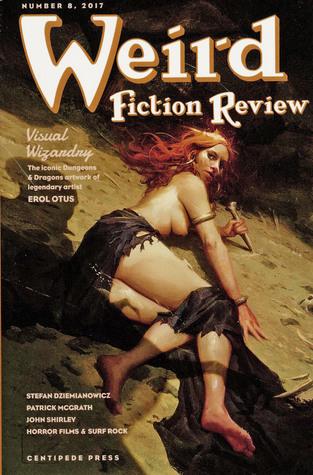 Weird Fiction Review #8