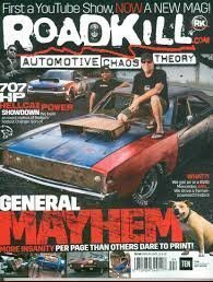 Roadkill.com Issue 1