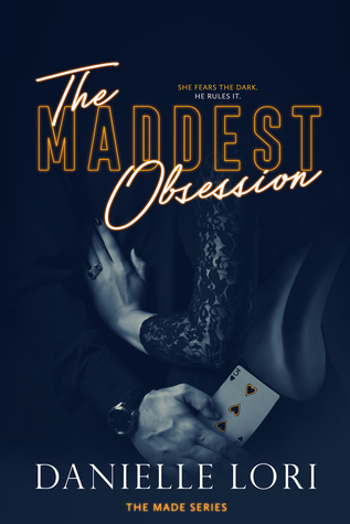 The Maddest Obsession Book Cover
