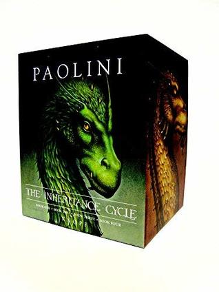 Inheritance Cycle 4 Book Boxed Set by Paolini, Christopher (2011) Hardcover