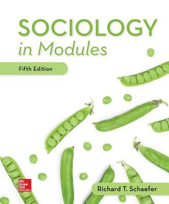 Looseleaf for Sociology in Modules
