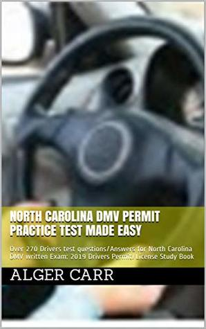 nc drivers license test questions and answers