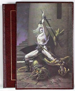 The Vanishing Tower by Michael Moorcock 1981 Limited Edition Signed Hardcover