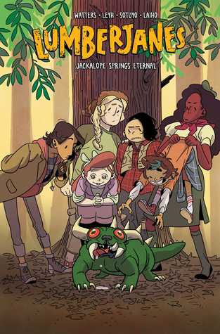 Lumberjanes, Vol. 12: Jackalope Springs Eternal