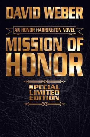 Mission of Honor Limited Leatherbound Edition