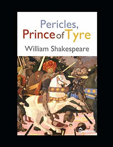 Pericles, Prince of Tyre: