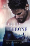 Torrid Throne (The Forbidden Royals Trilogy, #2)