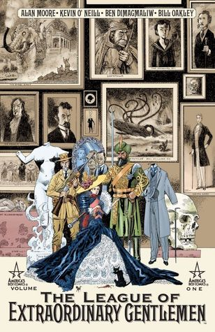 The League of Extraordinary Gentlemen, Vol. 1 (Paperback)