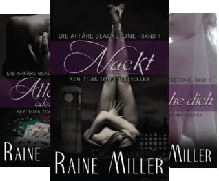 Die Affäre Blackstone (Reihe in 4 Bänden)