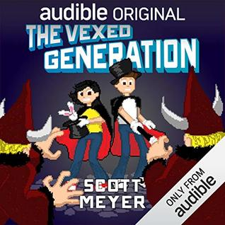 The Vexed Generation (Magic 2.0 #6)