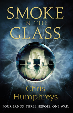 Smoke in the Glass (Immortal's Blood # 1)