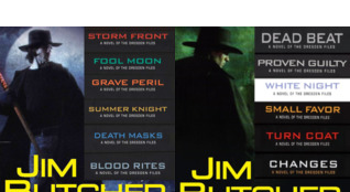 Dresden Files (2 Book Series)