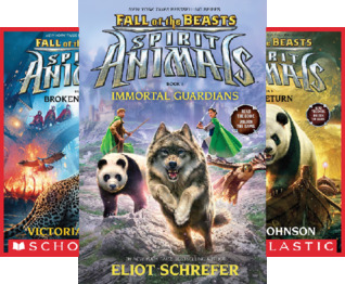 Spirit Animals- Fall of the Beasts (7 Book Series)