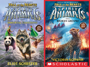 Spirit Animals - Fall of the Beasts (2 Book Series)