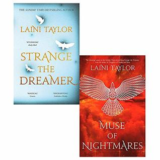 Laini Taylor Collection 2 Books Set