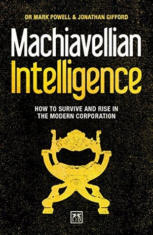 Machiavellian Intelligence by Jonathan Gifford
