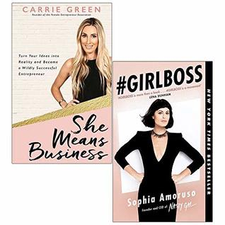 She Means Business, Girlboss 2 Books Collection Set