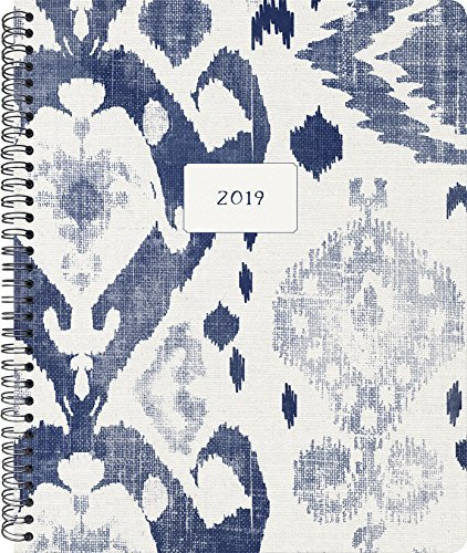 Patina Vie 2019 Weekly/Monthly Planner: History & Style Collide