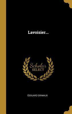 Lavoisier...