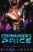 Commander's Price by Diana Logan