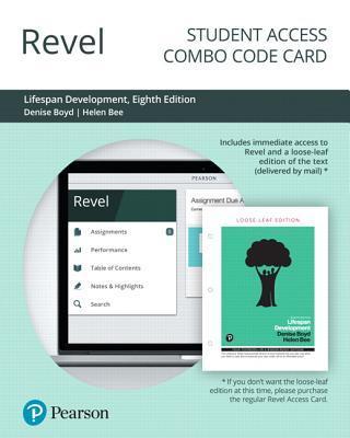 Revel for Lifespan Development -- Combo Access Card