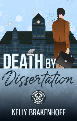 Death by Dissertation (Cassandra Sato Mystery #1)