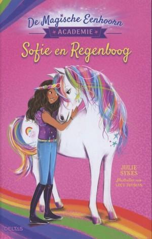 Sofie en Regenboog (De Magische Eenhoorn Academie #1)
