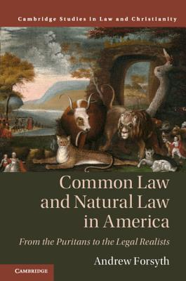 Common Law and Natural Law in America: From the Puritans to the Legal Realists