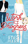 Book cover for Work in Progress (Red Lipstick Coalition, #3)