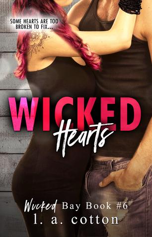 Wicked Hearts: A Wicked Bay Novel