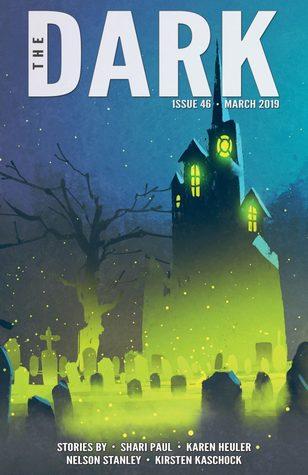 The Dark Magazine, Issue 46 (March 2019)
