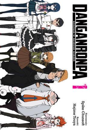 Danganronpa: Koszmar w Akademii Marzeń 1