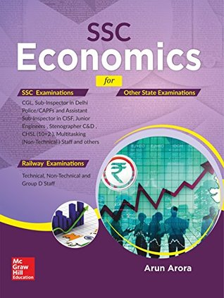 SSC Economics: SSC, Railway and Other Examinations
