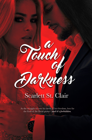 A Touch of Darkness (Hades & Persephone #1)