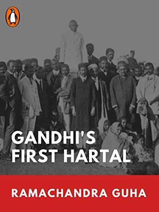 Gandhi's First Hartal: