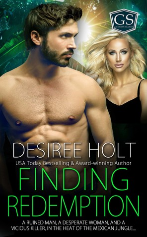 Finding Redemption (Guardian Security #5)