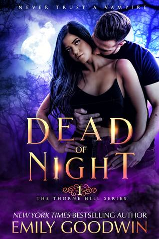 Dead of Night (Thorne Hill, #1)