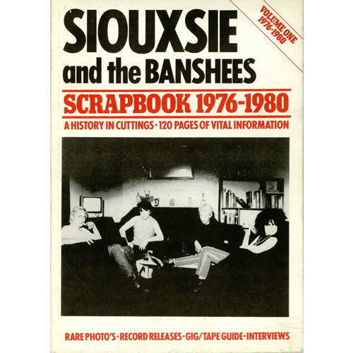 Siouxsie and the Banshees: Scrapbook of 1976-1980