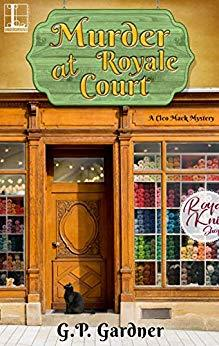 Murder at Royale Court (Cleo Mack #2)